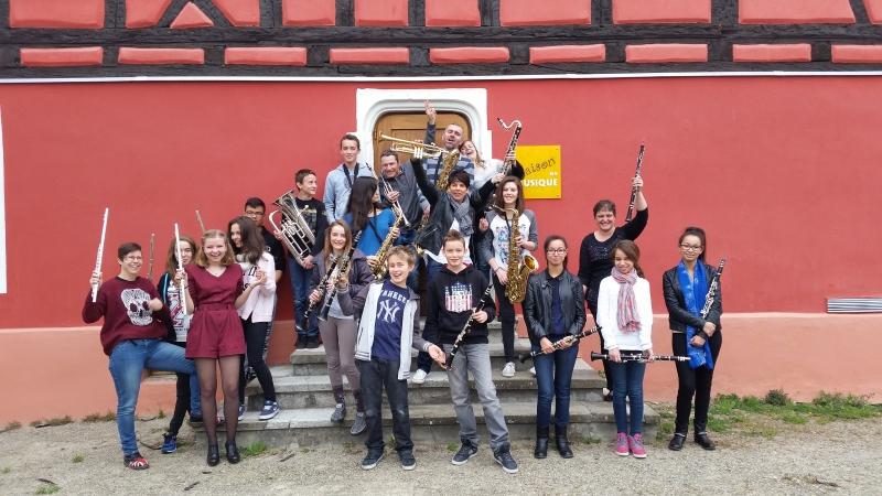 Orchestre des jeunes 2015