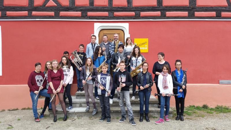 Orchestre des Jeunes 2015 2